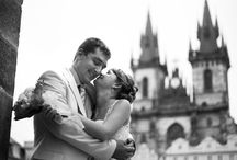 Wedding in the Czech Republic  / We will help to organize your  wedding in Prague or some Czech Castle!