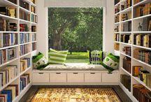 mini home library