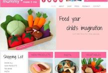 felt foods - mummymadeitme