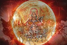 Vivasvant Sun God