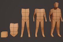 Majestic Modeling / Character Modeling, Topology, etc.