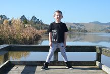 Kids Clothes by Uku Chic / Cute, stylish kids clothes available to purchase via www.ukuchic.com All sewn in New Zealand
