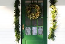 Christmas / Ideas for decking the halls
