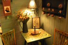 Deco: Little bit of country / by Cindy Hehmann