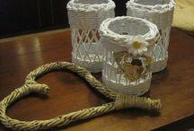 Papierové pletenie - postupy a návody