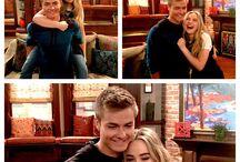 Sabrina and Lucas