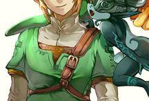 Midna & Link