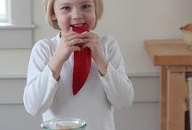 Eat: Kids / by Heather Harwood