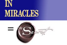 A Course In Miracles / A Course In Miracles = Quantum Physics . Where Science meets Love. / by Jorge Rpo