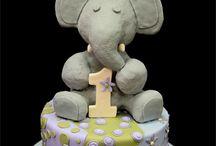 Elephant birthday / by Cindy Letchworth