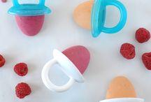 Finger foods babies