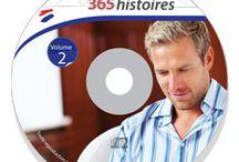 365 Histoires audio en Français