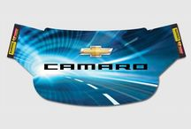 Camaro Windshield Wraps / Wraps to help protect the interior of your Camaro!