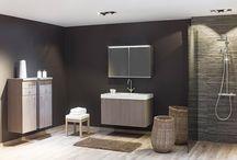 Stijlen: Landelijk / stijlen in de badkamer: landelijk