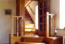 Лестницы / Лестницы от компании Александров&КО