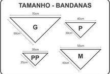 Babadores - Bandanas