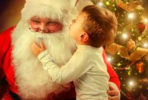 Santa Visits Toronto / We offer enticing looking Santa's for visits across Toronto and it's surrounding cities. Call us for a quote.