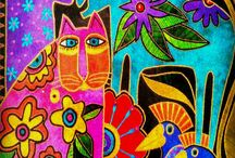 Laurel Burch Cats and Such