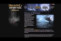Haunted History Trail of New York State / NYS is more haunted than you might think. Travel the spooky trail spanning the entire state (and several hundred years of hauntings).