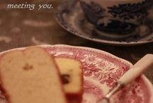 素敵おうちカフェ / Tea&Table Caquetoire 紅茶教室