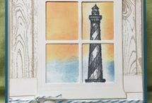 from land to sea stampin up
