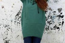 Ciepłe bluzy/swetry na jesień