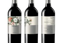 Beautiful Winelables/-packaging / Packaging and brand are the biggest influences of liking a wine (Geisenheim Research Centre). Get some packaging inspirations ...