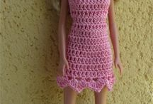crochet barbie