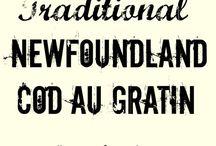 Newfoundland dishes