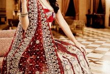 Indian Wedding Dress /  Indus Boutique provides stitching services for party and wedding dresses according to your requirements.