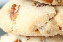 Cookies cakes tarts squares