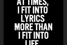 Music Quotes / All