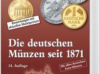 Deutsche Münzen / Für viele Münzsammler gehören Deutschlands Münzen zu den jährlichen Highlights. Seit Generationen lassen sich junge und nicht mehr ganz so junge Sammler von den kleinen Kunstwerken aus deutschen Landen faszinieren.