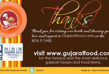 BITA IT FAIR 2014 - Gujaratfood.com / Online Food Portal Gujarat Food marks its entry into BITA 2014, this year!