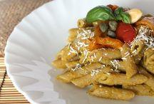 Pesto peperoni e mandorle
