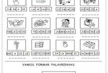 Atividades: Alfabetização ( Português e matemática)