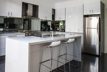 Preston Kitchen / Glen has designed a cutting edge, modern kitchen for our clients in Preston.