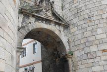 Galicia (Lugo) / Vacaciones en Viveiro y paseos por bosques, playas, cabos y ciudades.