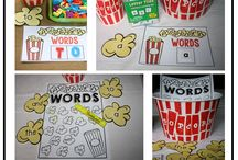 First Grade Sight Word Activities / Sight word activities and practice ideas for First Grade, including all Dolch words and Fry words.