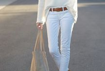 White casual
