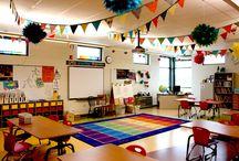School: Classroom Decor / by Kiely Sisk