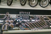 British Motorcycles / Which Bike do you choose... so many options and say hello to chrome!