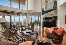 Living Rooms / Stunning living room photos and ideas from WGRealEstate.com