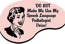 Speech language pathology / by Katie Markey