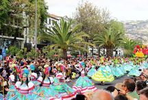 The Flower Festival in Madeira 2015 / In Madeira, springtime is honoured like a queen, being crowned with the Flower Festival, held every year after Easter.