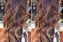 hair color/ New style