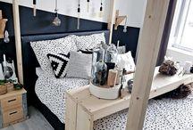 Slaapkamer / Mijn slaapkamer