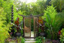 Garden Ideas / by Victoria Schaaf