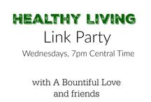 Healthy Living Link Party / This board is an awesome collection of posts related to healthy living and recipes that are low carb, low calorie, paleo, keto, organic, clean, etc. This board is open to bloggers who blog about healthy living. You are also welcome to join the link party every Wednesdays, 5pm CST . To join, follow A Bountiful Love  and if I missed adding you..send me a pm! Feel free to invite your friends!