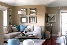 Living Room Ideas / by Jena Duckworth